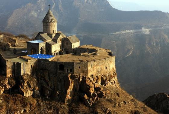 """Видеоальбом """"Моя Армения"""" - Страница 2 Tatevskiy-monastyr"""