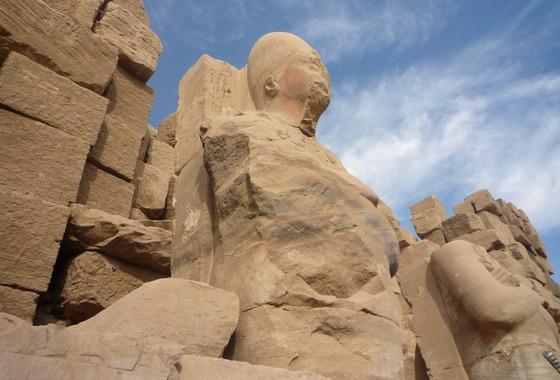 фото храмы луксора