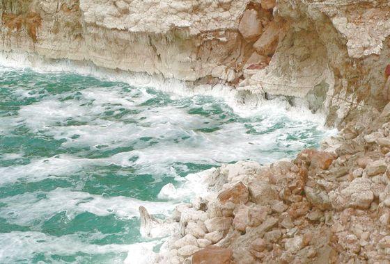 Мертвое море на фото